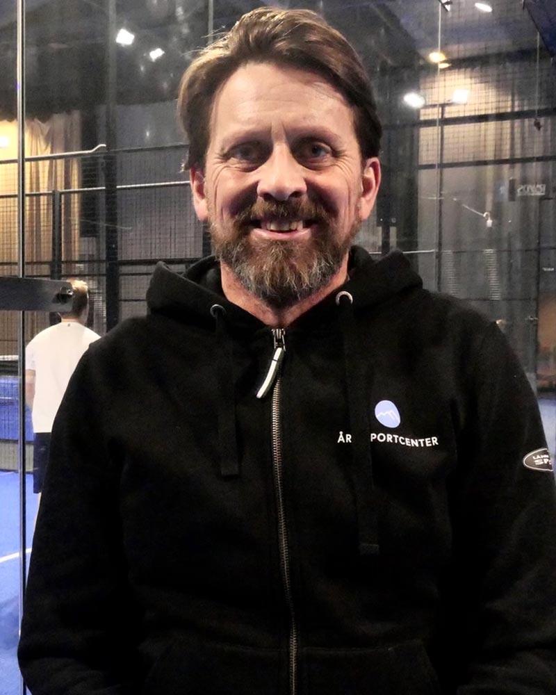 Profilbild på Johan Davidsson, Grundare & Klubb-träning ansvarig på Åre Sportcenter