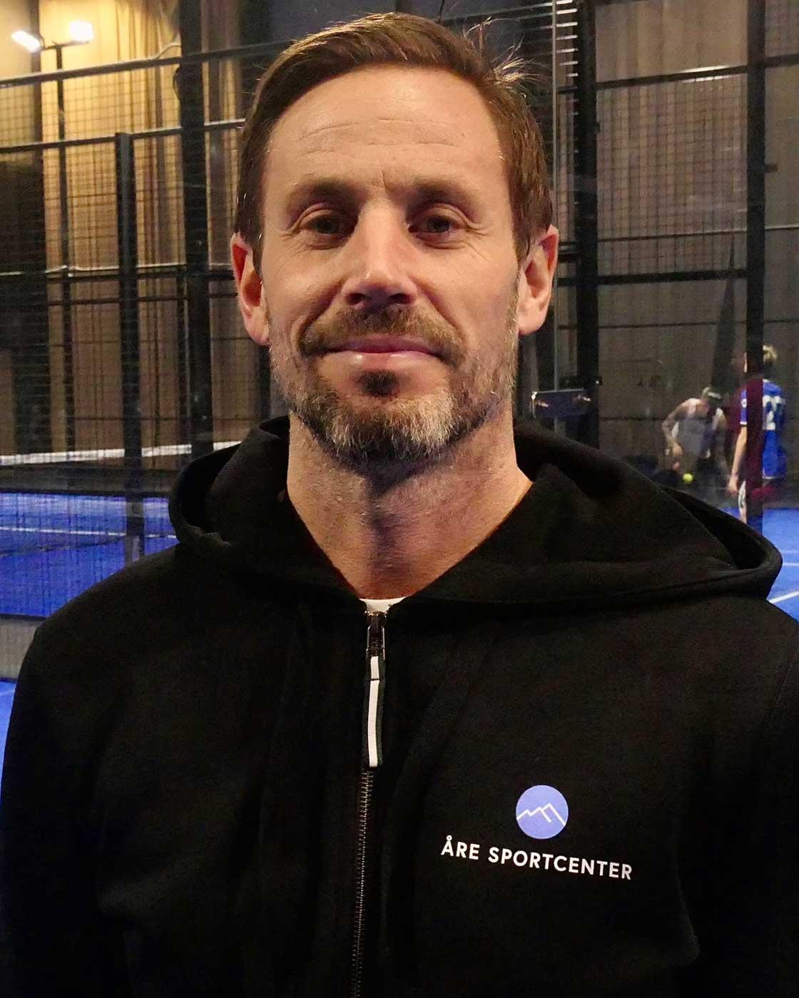 Profilbild på Niklas Edbjörk, Grundare & Partners ansvarig på Åre Sportcenter